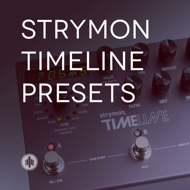Strymon Timeline Presets - The Church Collective