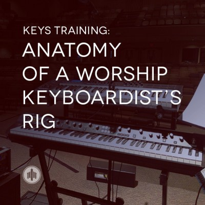 Image Result For The Anatomy Of A Worship Keyboardists Rig The Church