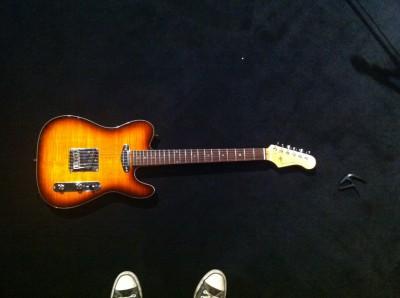 Jeff- DR Guitar