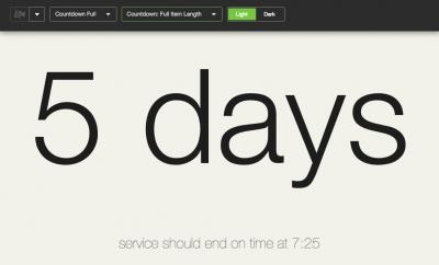 Countdown Full